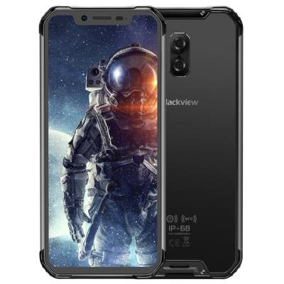 iGET Blackview GBV9600 Pro - Black  6,21