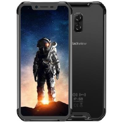 "iGET Blackview GBV9600 Pro 2019 - black   6,21"" AMOLED FHD+, Dual SIM, 6GB+128GB, LTE, IP68 + IP69K,  Android 9"