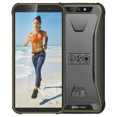 iGET Blackview GBV5500 Plus černo-žlutý