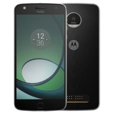 Mobilní telefon Lenovo Moto Z Play Dual SIM černý