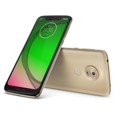 Mobilní telefon Motorola Moto G7 Play zlatý