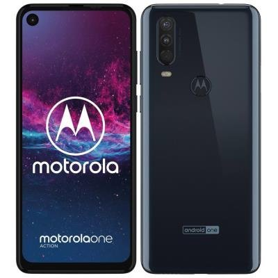 Motorola One Action - denim blue   6,3
