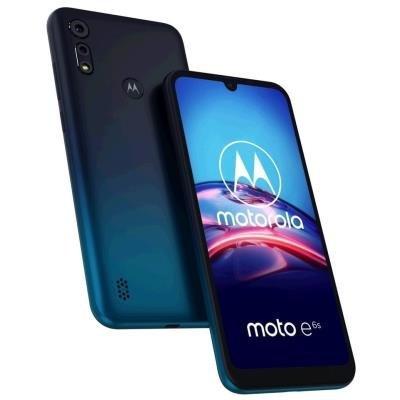 "Motorola Moto E6s - peacock blue   6,1"" IPS/ Dual SIM/ 2GB/ 32GB/ LTE/ Android 9"