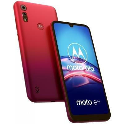 """Motorola Moto E6s - sunrise red   6,1"""" IPS/ Dual SIM/ 2GB/ 32GB/ LTE/ Android 9"""