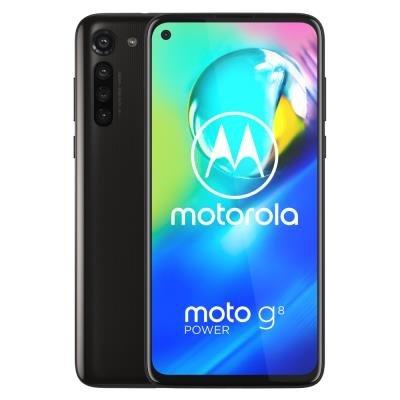 "Motorola Moto G8 Power - smoke black   6,4"" IPS/ Dual SIM/ 4GB/ 64GB/ LTE/ Android 10"