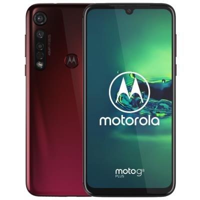 Motorola Moto G8 Plus růžový