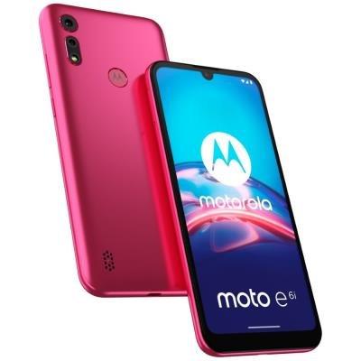 Motorola Moto E6i růžový