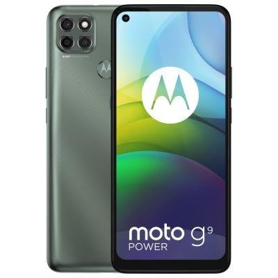 Motorola Moto G9 Power zelený