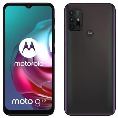 Motorola Moto G30 černý