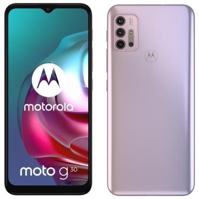 Motorola Moto G30 růžový