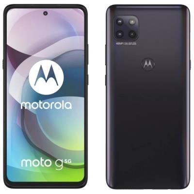 Motorola Moto G 5G šedý