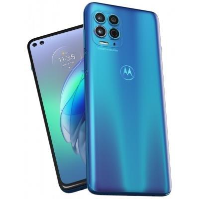 Motorola Moto G100 modrý