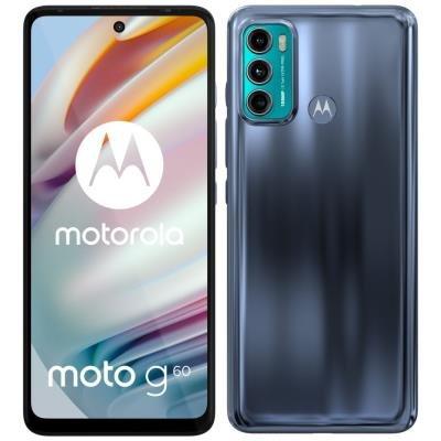 Motorola Moto G60 šedý