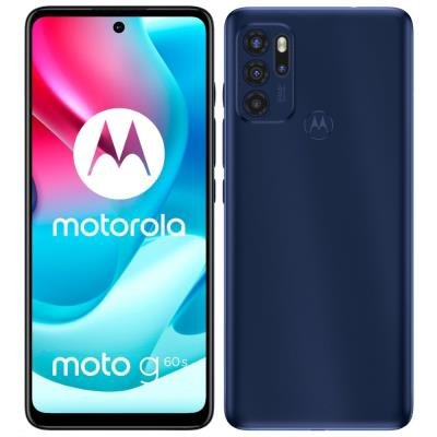 Motorola Moto G60s modrý