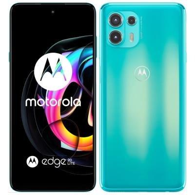 Motorola Edge 20 Lite zelený