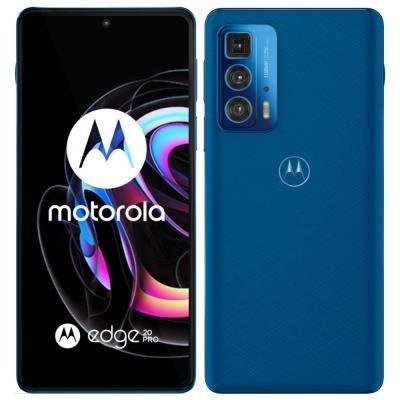 Motorola Edge 20 Pro modrý