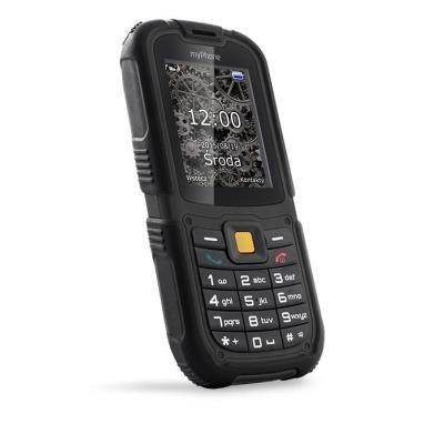 Mobilní telefon myPhone HAMMER 2 černý