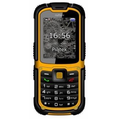 Mobilní telefon myPhone HAMMER 2 oranžový