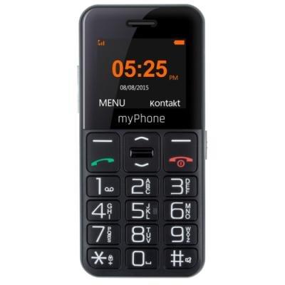 Mobilní telefon myPhone HALO Easy černý