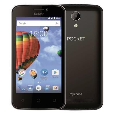 Mobilní telefon myPhone Pocket černý