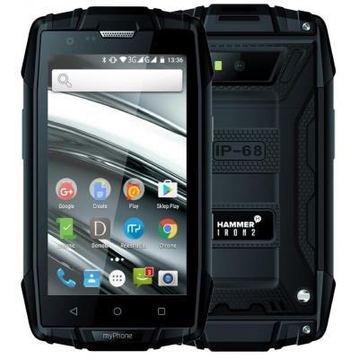 Mobilní telefon myPhone Hammer Iron 2 černý