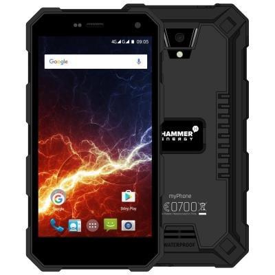 Mobilní telefon myPhone Hammer Energy černý