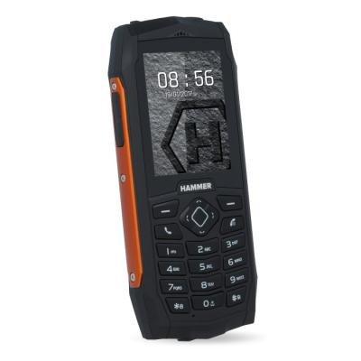 Mobilní telefon myPhone HAMMER 3 oranžový