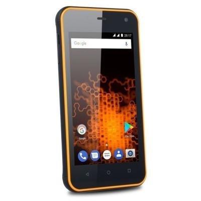 Mobilní telefon MyPhone HAMMER Active oranžový