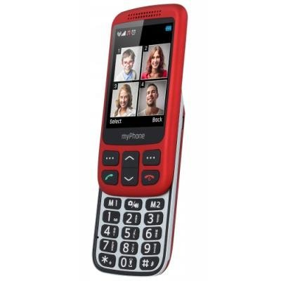Mobilní telefon myPhone Halo S červený