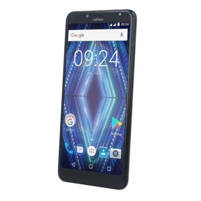 Mobilní telefon myPhone Prime 18x9 3G černý