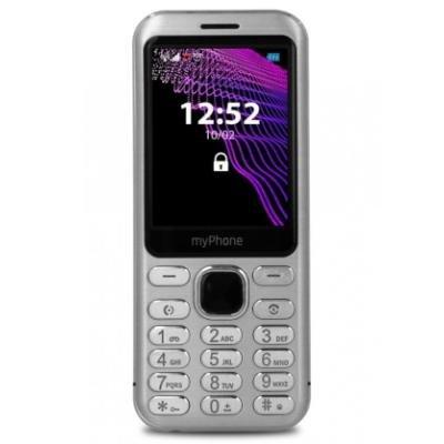 myPhone Maestro - stříbrný   2,8