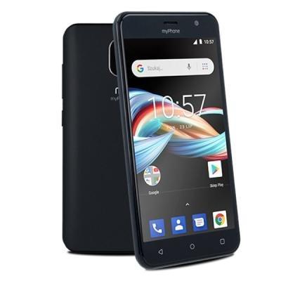 myPhone Fun 6 Lite - černý   5