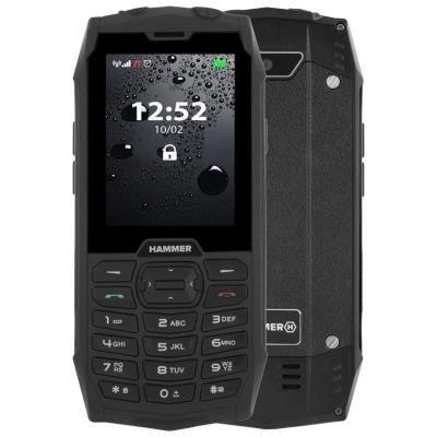myPhone Hammer 4 - černý   2,8