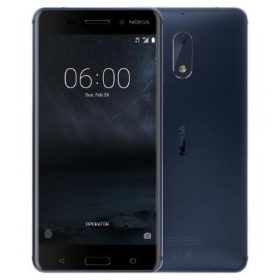Mobilní telefon Nokia 6 modrý