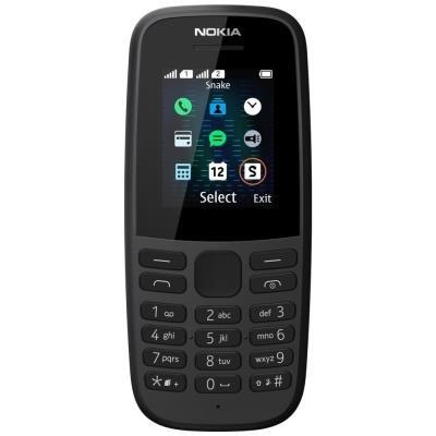 Nokia 105 (2019) černý