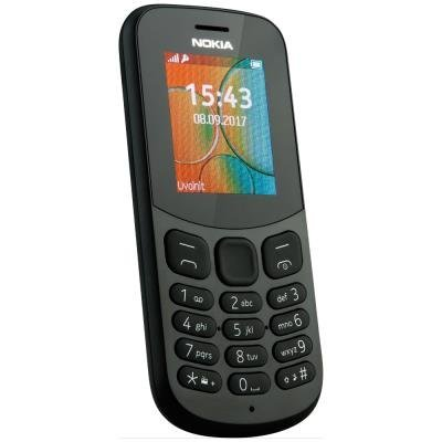 Nokia 130 (2017) černý