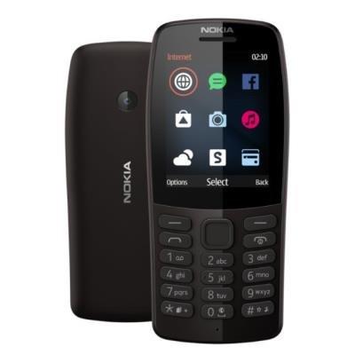 Nokia 210 černý