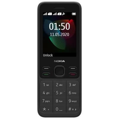 Nokia 150 (2020) černý