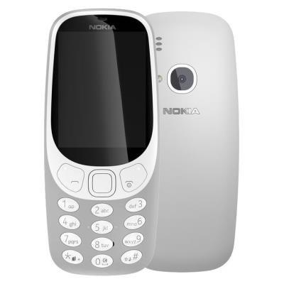 Nokia 3310 (2017) šedý