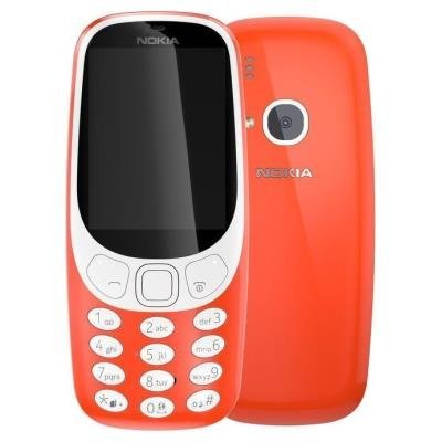 Nokia 3310 (2017) červený