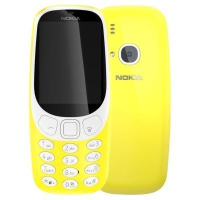 Nokia 3310 (2017) žlutý