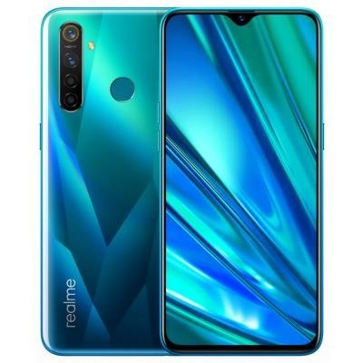 """Realme 5 PRO - Crystal Green    6,3"""" IPS/ DualSIM/ 128GB/ 8GB RAM/ LTE/ Android 9"""