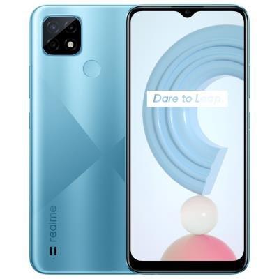 Realme NFC C21 modrý