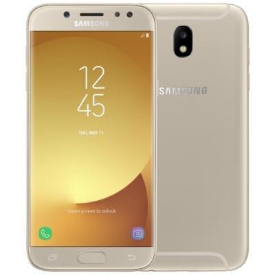 Mobilní telefon Samsung Galaxy J5 2017 zlatý