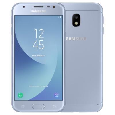 Mobilní telefon Samsung Galaxy J3 2017 modrý