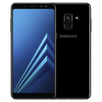 Mobilní telefon Samsung Galaxy A8 černý
