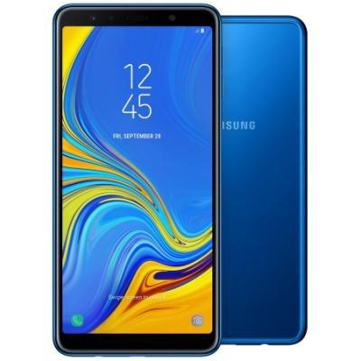 Mobilní telefon Samsung Galaxy A7 modrý