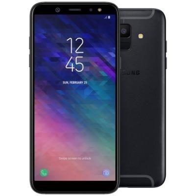 Mobilní telefon Samsung Galaxy A6 černý