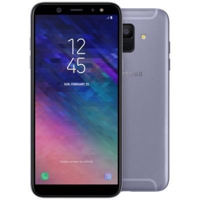 Mobilní telefon Samsung Galaxy A6 šedý