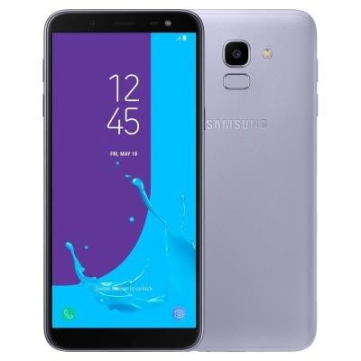 Mobilní telefon Samsung Galaxy J6 (J600) šedý